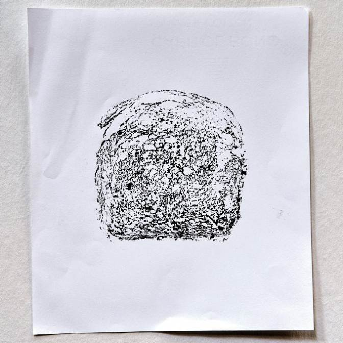 Bread Prints, 2019